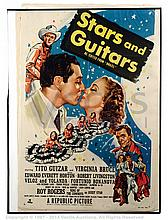 GRP inc ROY ROGERS Movie Posters. US One Sheets