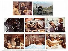 GET CARTER (1971) US Lobby Cards. Complete Set