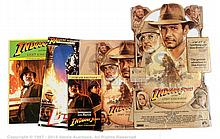 GRP inc INDIANA JONES Collection. RAIDERS OF THE