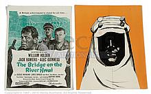 PAIR inc LAWRENCE OF ARABIA (1962) Foldout Film