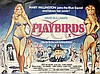 THE PLAYBIRDS (1978) Film Poster. UK Quad, SS