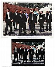RESERVOIR DOGS (1992) Film Poster Acetate. 5î