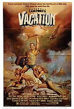NATIONAL LAMPOONíS VACATION (1983) Film Poster