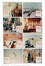 LAWRENCE OF ARABIA (1962) US Lobby Cards