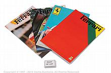 QTY inc Ferrari magazines from the 1980's