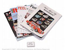 QTY inc Auto Italia, Car Magazines