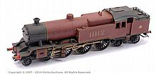 Constructed OO Gauge of 4-6-4 Hughes Tank known