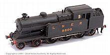 Constructed OO Gauge kit of a 4-6-2 Tank loco