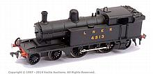 Constructed OO Gauge kit of a 4-4-2 Tank loco