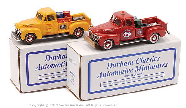PAIR inc Durham Classics Chevrolet Pick-up
