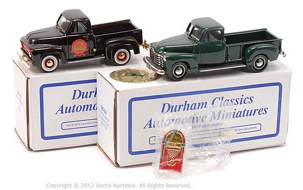 PAIR inc Durham Classics Pick-up Truck - DC-2J