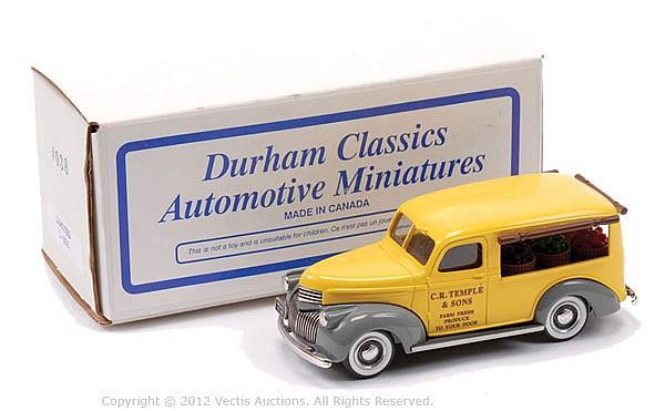 Durham Classics No.DC35 Chevrolet 1941 Canopy