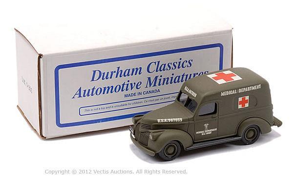 Durham Classics No.DC19A Chevrolet 1941