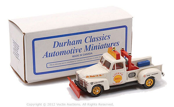 Durham Classics No.DC26C Chevrolet 1953 Pick-up