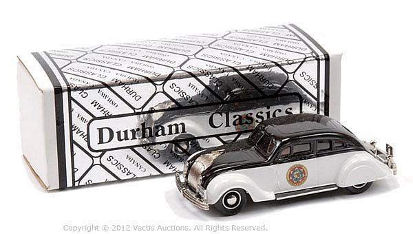 Durham Classics No.DC1G Chrysler Airflow 2-door