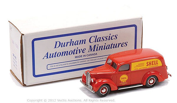 Durham Classics No.DC3C Ford 1939 Panel Van