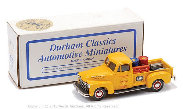 Durham Classics No.DC16C Chevrolet 1953 Pick-up