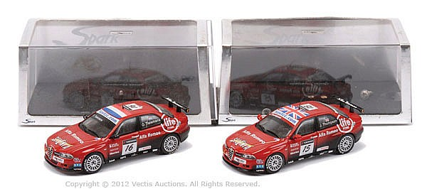 PAIR inc Spark Alfa Romeo 156 Touring - No.457