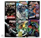 LRG QTY Marvel, DC and other Comics and Graphic