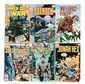 QTY DC and Marvel Comics inc Jonah Hex 10 and 56