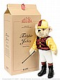 Steiff Jockey Teddy Bear, German Exclusive
