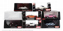 GRP inc Schuco Porsche Car - 2505 Carrera 356a