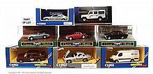 GRP inc Corgi Boxed Car and Van - 91059 Mercedes