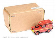 Hart Models Breakdown Land Rover