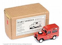 Hart Models HT15 Land Rover Short Wheel Base