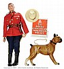 Palitoy vintage Action Man Royal Canadian