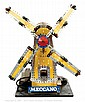 Meccano factory constructed display model