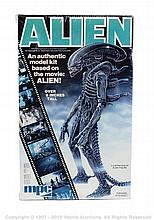 MPC/Fundimensions Alien plastic model kit