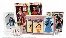 GRP inc Spice Girls and Angels dolls