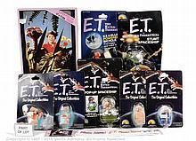 QTY inc E.T. toys and ephemera: Ljn Pop-up