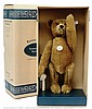 Steiff Teddy Bear replica 1906, blonde mohair