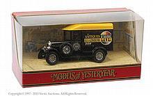 Matchbox Models of Yesteryear No.Y47 Morris