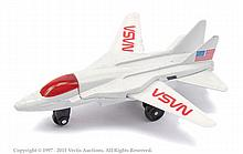 Matchbox Superfast No.27 Swing Wing Jet - white