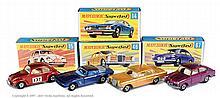 GRP inc Matchbox Superfast Cars. (1) No.14 Iso