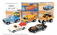 GRP inc Matchbox Superfast American Cars