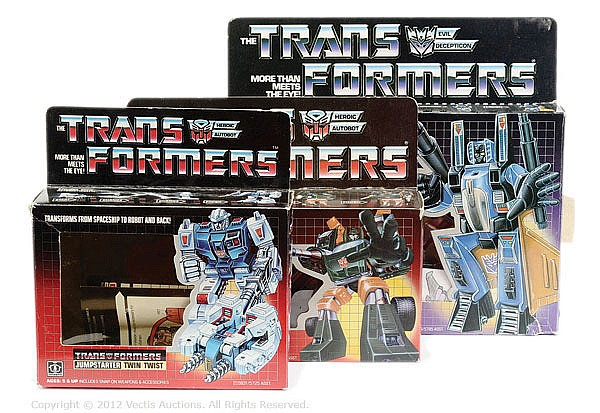 GRP Hasbro Transformers Generation 1