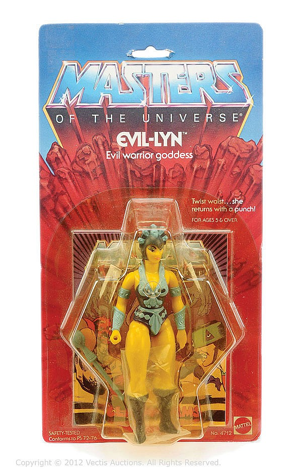 Mattel Masters of the Universe Evil-Lyn