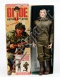 Hasbro G.I. Joe Action Soldier 1964, soft head