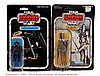 PAIR inc Palitoy/General Mills Star Wars