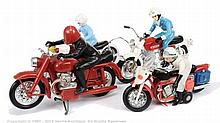 GRP inc Shinsei (Japan) Honda and other large