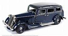 Marklin tinplate clockwork 4-door Limousine