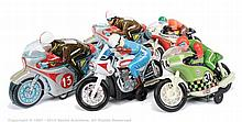GRP inc large scale Japanese and other Racing