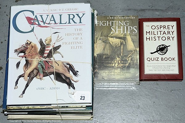 GRP inc Military Books - Cavalry - The History