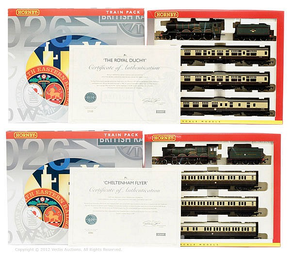 PAIR inc Hornby (China) OO Gauge, R2600M