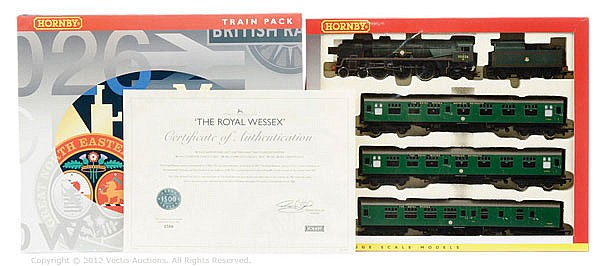 Hornby (China) OO Gauge, R2599M The Royal Wessex