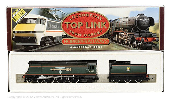 Hornby Railways Toplink R646 Battle of Britain